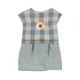 Dress for Teddy mum - Gingham