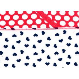 set sous-vêtements girls 'Hearts & Dots' (2 et 14a)