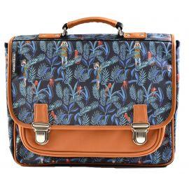 Large satchel Jungle