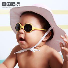 Baby sun shades – Diabola - yellow